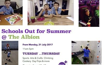 Schools out for Summer @ The Albion