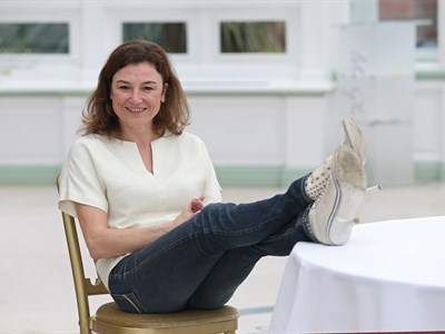 Clare Corran – CEO