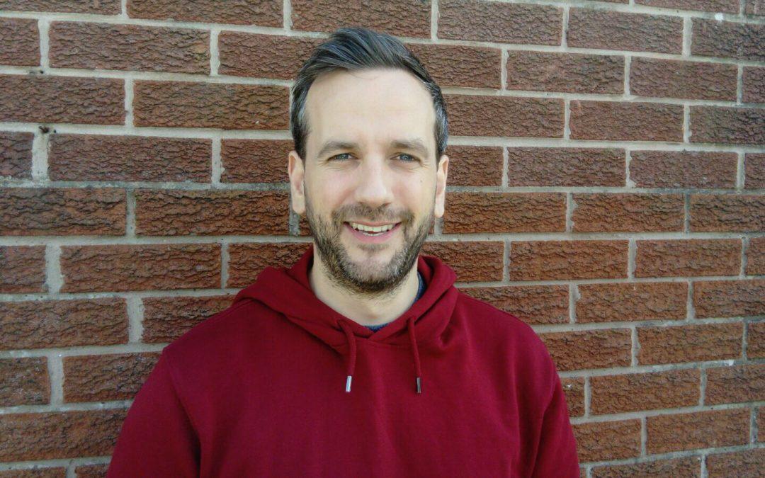 Tom Coates – Youth Development Worker