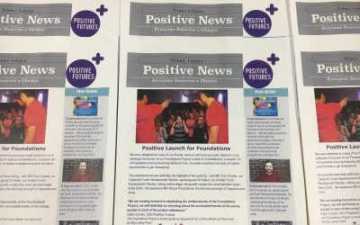 Positive News latest edition is out