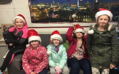 Well Done Mini Winter Walkers !!