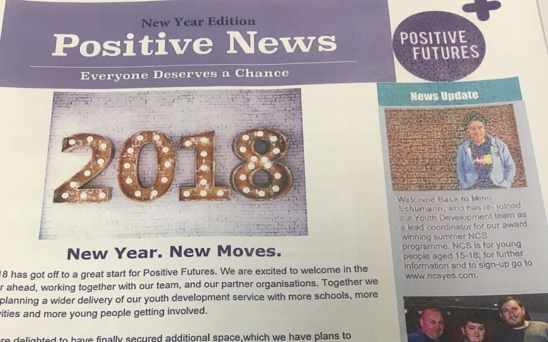 Positive News Out Now !!