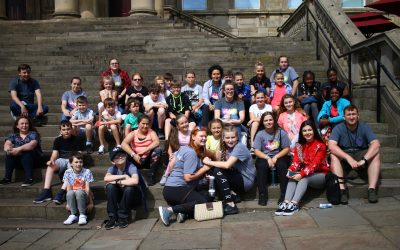 Diversity and culture and diversity examined by group of Positive Futures young people
