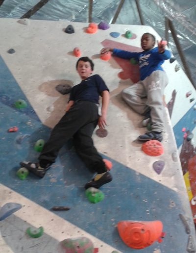 Climbing Hangar weekly sessions_Positive Futures