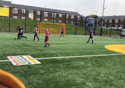 Open Access Football – Friday