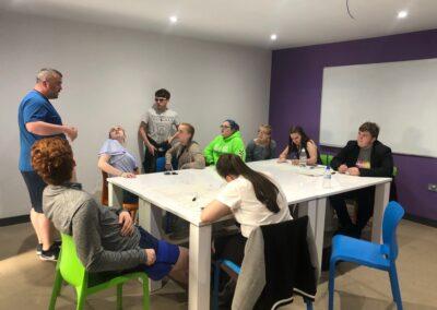 Volunteer Meetings