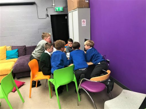 Teatime Homework Club