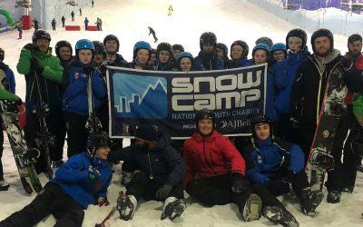 Positive Futures Young People Hit The Slopes